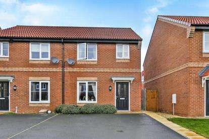 3 Bedrooms Semi Detached House for sale in Beechwood Grove, Colburn, Catterick Garrison, North Yorkshire