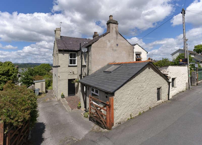 3 Bedrooms Semi Detached House for sale in Peel House, Arnside