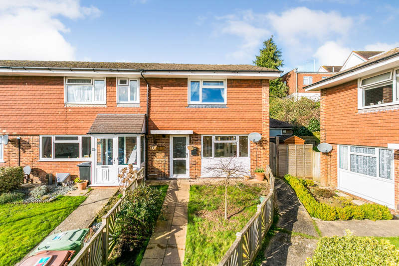 2 Bedrooms End Of Terrace House for sale in North Farm Road, Tunbridge Wells
