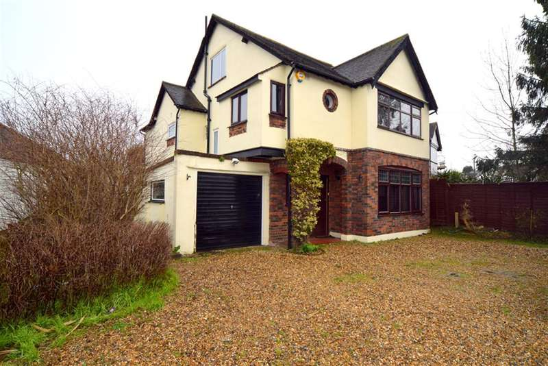 4 Bedrooms Detached House for sale in Glenwood Avenue, Stoneleigh, Epsom, KT17