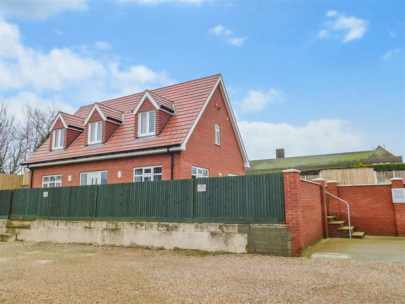 3 Bedrooms Detached House for sale in Warner Close, Winthorpe Avenue, Skegness, PE2