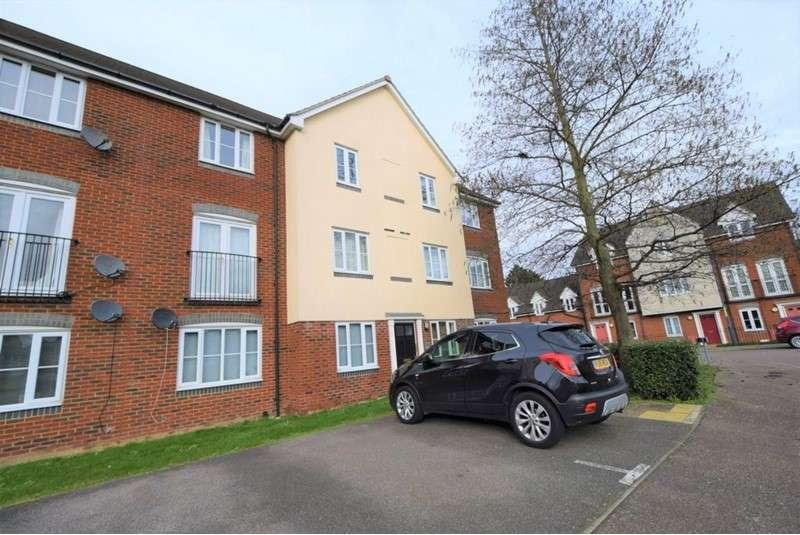 2 Bedrooms Apartment Flat for sale in Covesfield Gravesend, Northfleet, Kent, Kent, DA11 0EG