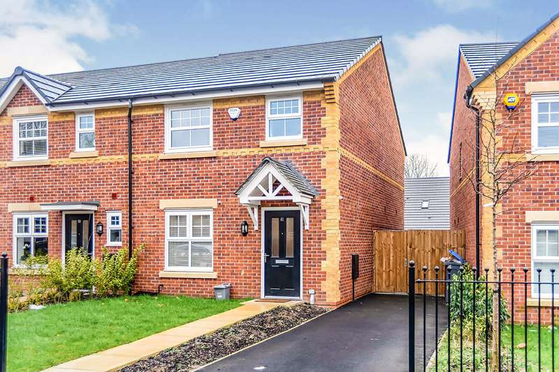 3 Bedrooms End Of Terrace House for sale in Horse Chestnut Drive, Manchester, Greater Manchester, M9