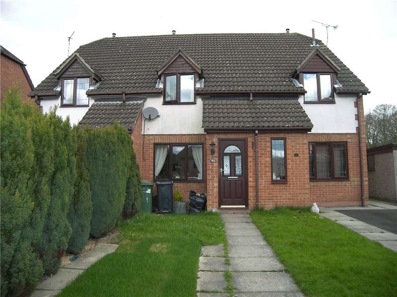 2 Bedrooms Town House for rent in Cantley Road, Riddings, Alfreton, Derbyshire, DE55