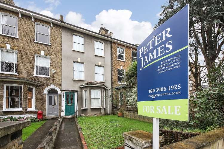 4 Bedrooms Terraced House for sale in Upper Brockley Road London SE4