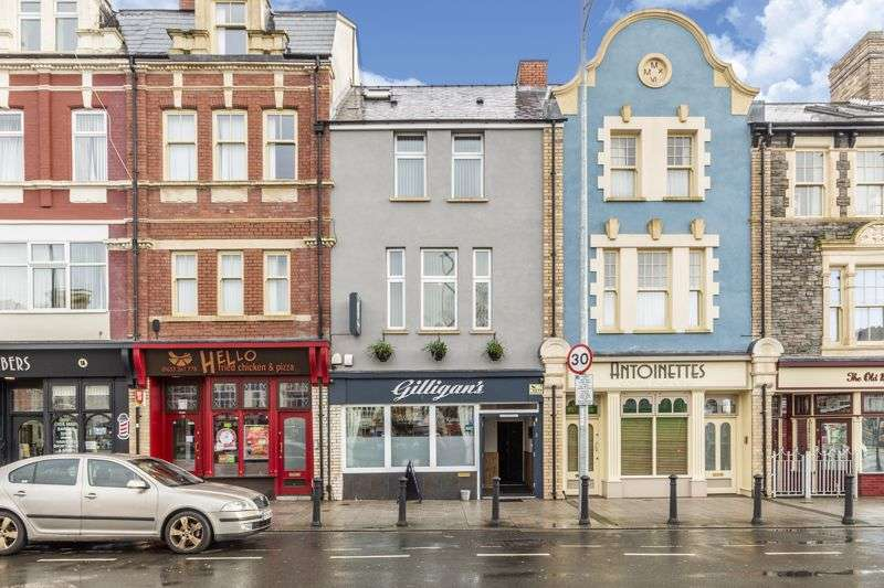 Property for sale in Commercial Road, Newport
