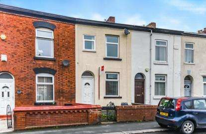 3 Bedrooms Terraced House for sale in Fairfield Road, Droylsden, Manchester, Greater Manchester