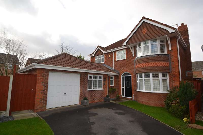 4 Bedrooms Detached House for sale in Cathrow Way, Thornton Cleveleys, FY5 5NG