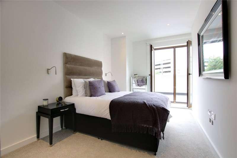 1 Bedroom Flat for sale in Ziggurat House, Grosvenor Road, St Albans, AL1