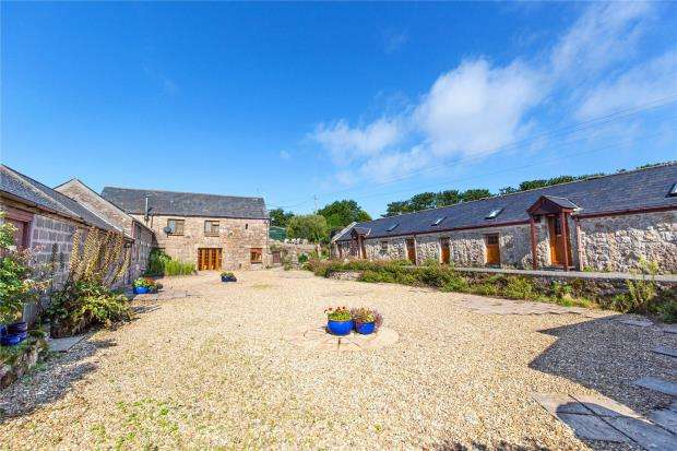 9 Bedrooms Commercial Property for sale in St. Buryan, Penzance, Cornwall