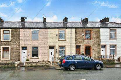 2 Bedrooms Terraced House for sale in Lowerhouse Lane, Lowerhouse, Burnley, Lancashire, BB12