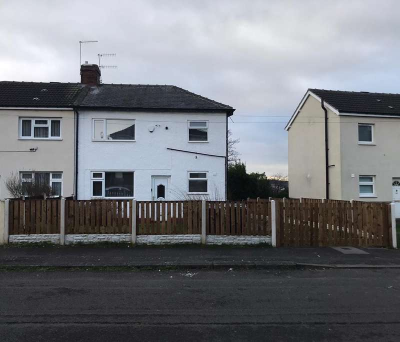 3 Bedrooms Semi Detached House for sale in Marrion Road, Rawmarsh, Rotherham, South Yorkshire, S62