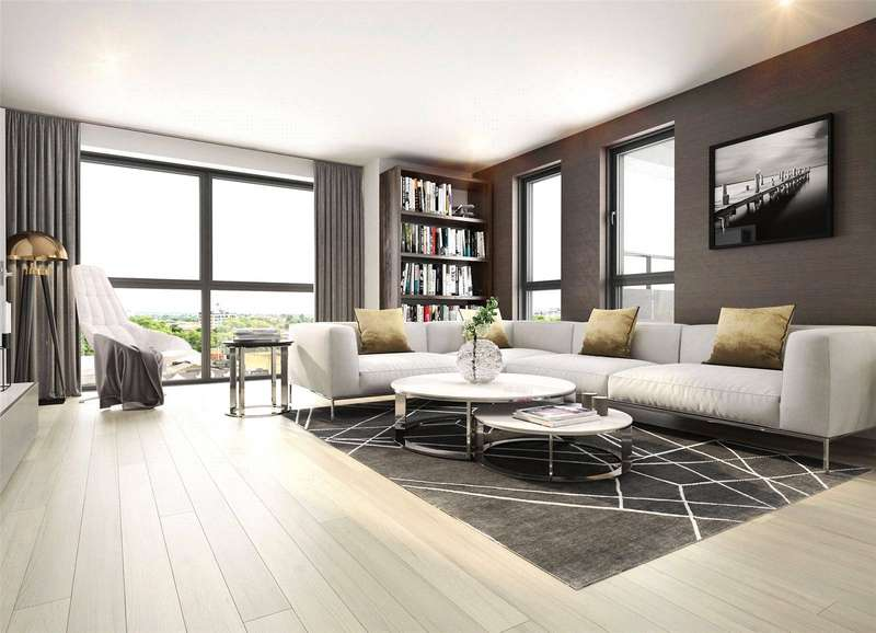 2 Bedrooms Apartment Flat for sale in One City North, Finsbury Park, London, N4