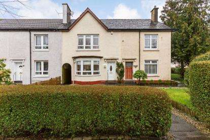 3 Bedrooms Terraced House for sale in Lincoln Avenue, Knightswood, Glasgow