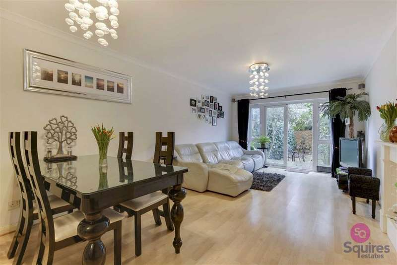 2 Bedrooms Terraced House for sale in Sunnydale Gardens, Mill Hill, London, NW7