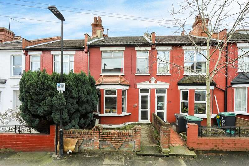6 Bedrooms Terraced House for sale in Hermitage Road, London N4