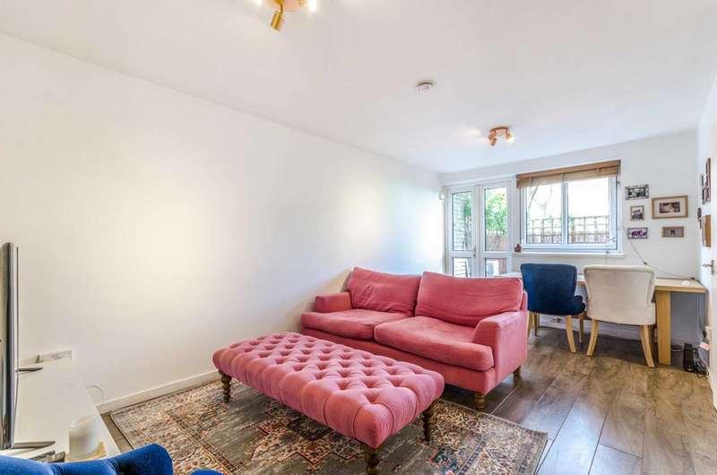 1 Bedroom Flat for sale in Belfont Walk, Islington, N7