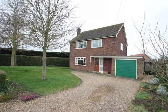 3 Bedrooms Detached House for sale in Pennytoft Lane, Pinchbeck
