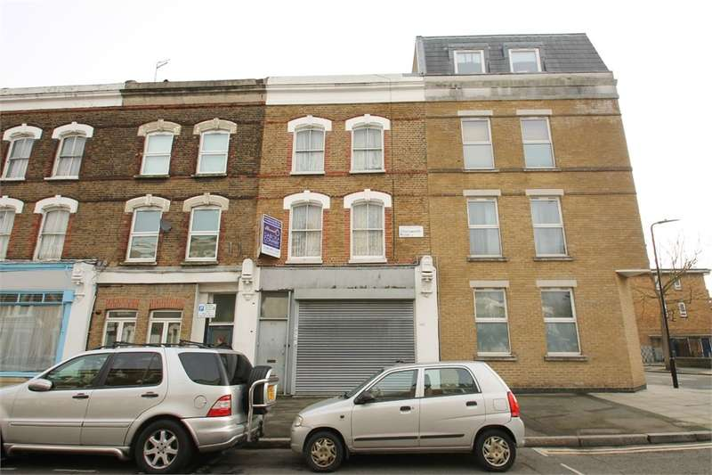 2 Bedrooms Terraced House for sale in Lower Clapton E5