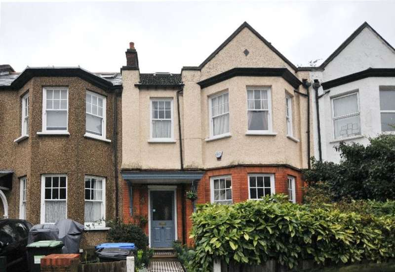 4 Bedrooms Terraced House for sale in Palmerston Road, London, N22