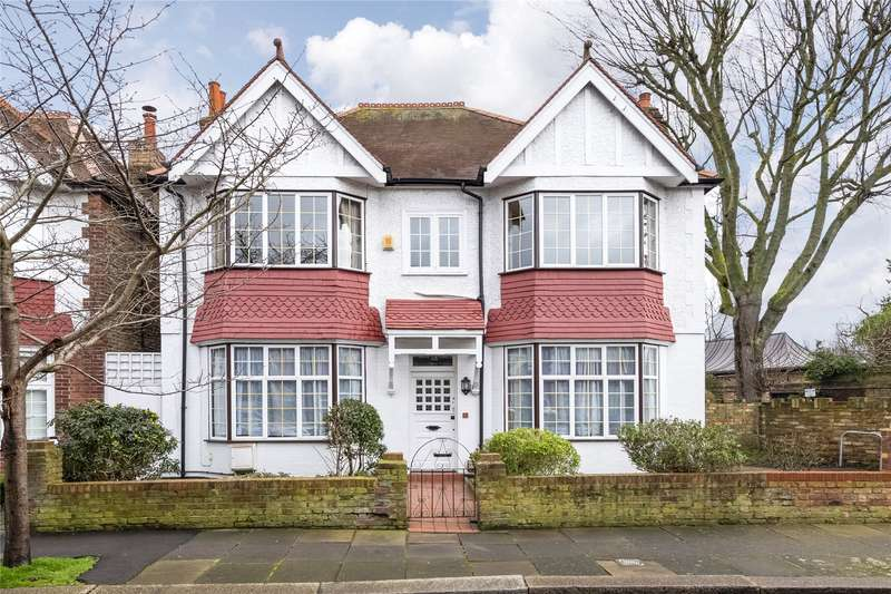 5 Bedrooms Detached House for sale in Airedale Avenue South, London, W4