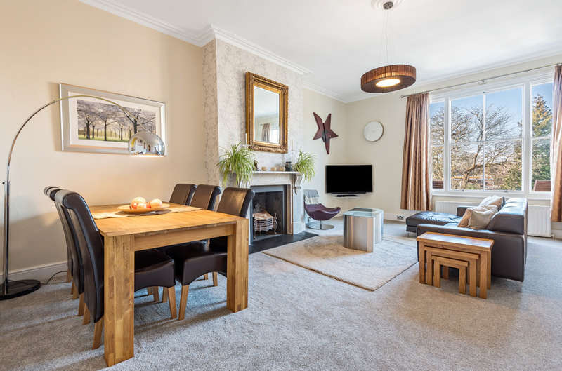 3 Bedrooms Flat for sale in Amherst Road, Tunbridge Wells