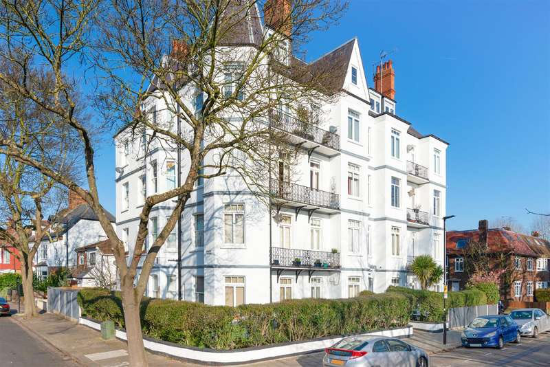 1 Bedroom Flat for sale in Sutton Court Mansions, Grove Park Terrace, W4