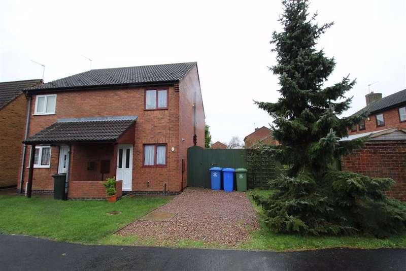 2 Bedrooms Semi Detached House for sale in Ladds Close, Boston