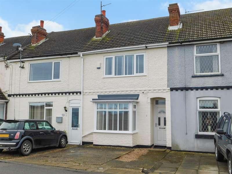 2 Bedrooms Cottage House for sale in Everingtons Lane, Skegness, Lincs, PE25 1HN