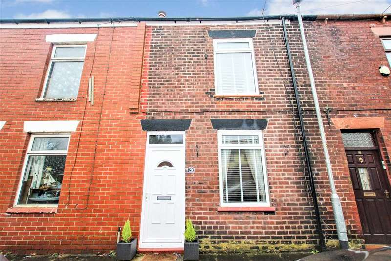2 Bedrooms Terraced House for sale in Common Street, Westhoughton