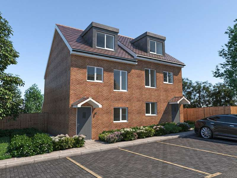 3 Bedrooms End Of Terrace House for sale in Bridge Wardens Place, Rochester, Kent, ME1