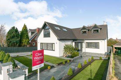 4 Bedrooms Detached House for sale in Covertside, Wirral, Merseyside, CH48