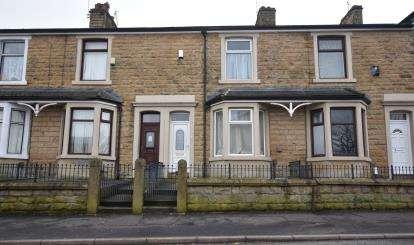 3 Bedrooms Terraced House for sale in Rockcliffe Street, Infirmary, Blackburn, Lancashire