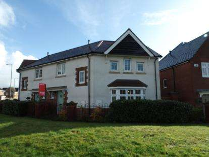 3 Bedrooms Semi Detached House for sale in Central Avenue, Buckshaw Village, Chorley, Lancashire