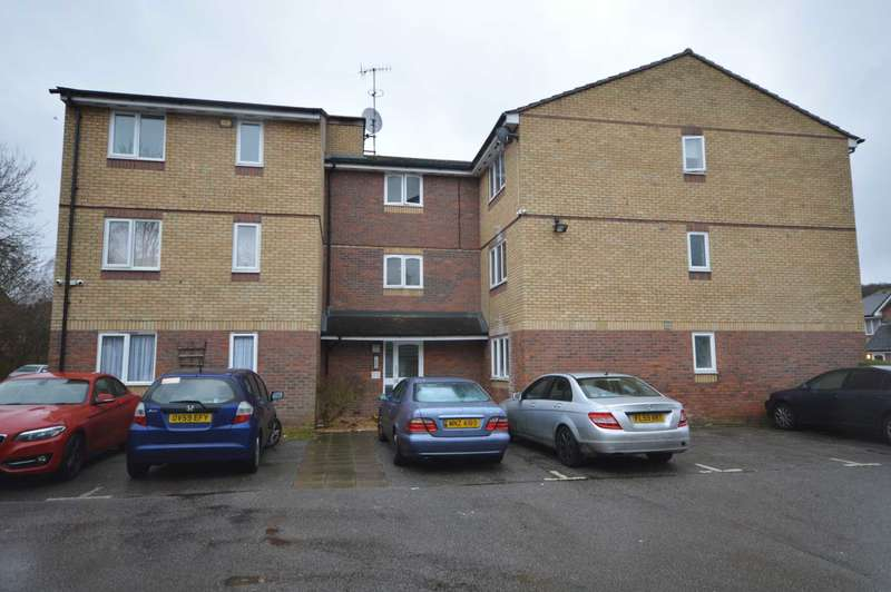 1 Bedroom Flat for sale in Shortlands Close, Belvedere