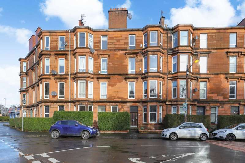 2 Bedrooms Flat for sale in Waverley Gardens, Glasgow