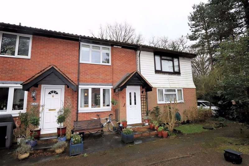 2 Bedrooms Terraced House for sale in Garnon Mead, Coopersale