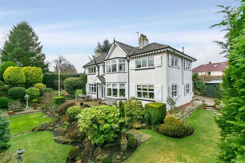 5 Bedrooms Detached House for sale in Brookthorpe Road, Bury, Greater Manchester