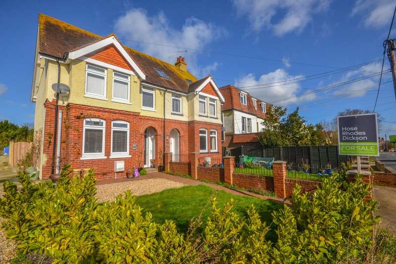 4 Bedrooms Semi Detached House for sale in Steyne Road, Bembridge