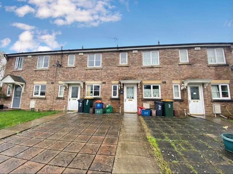 2 Bedrooms Terraced House for sale in Moorland Gardens, Newport