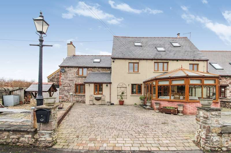 Semi Detached House for sale in Malthouse Lane, Caerleon, Newport, NP18