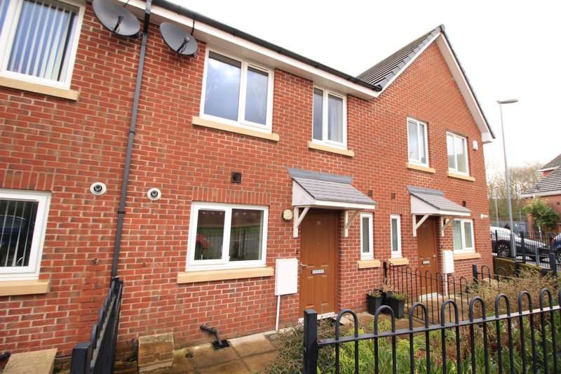 3 Bedrooms Semi Detached House for sale in Acorn Street, Lees, Oldham, Greater Manchester, OL4