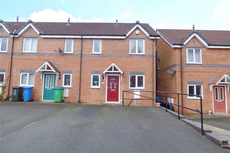 3 Bedrooms End Of Terrace House for sale in Lorton Close, Middleton, Manchester, M24