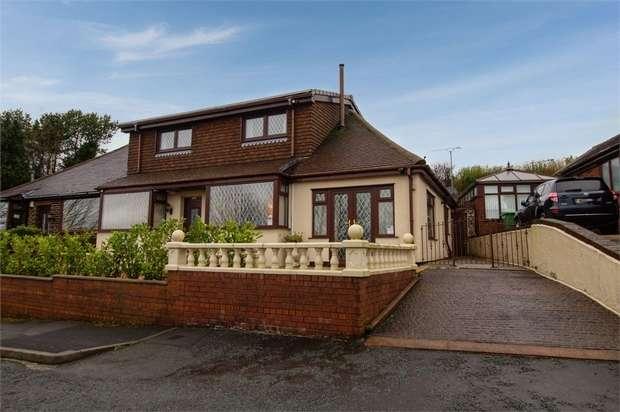 5 Bedrooms Semi Detached Bungalow for sale in Huddersfield Road, Austerlands, Oldham, Lancashire