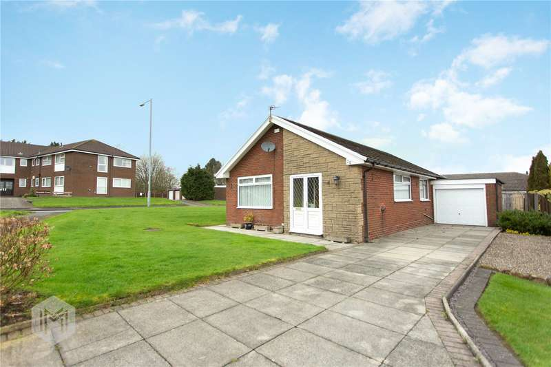 2 Bedrooms Detached Bungalow for sale in Chesterton Drive, Bolton, Greater Manchester, BL3