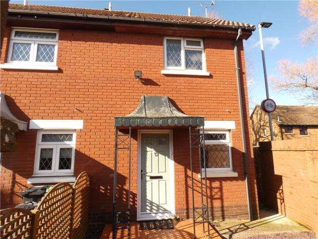 2 Bedrooms End Of Terrace House for sale in Station Road, Drayton, Portsmouth