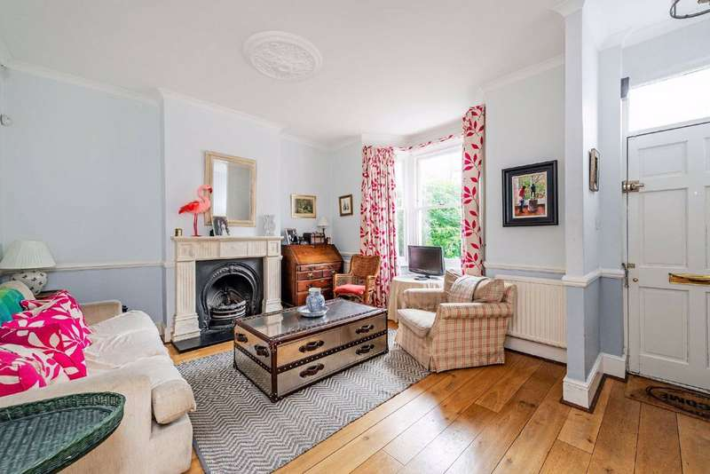 3 Bedrooms House for sale in Knivet Road, Fulham, London, SW6