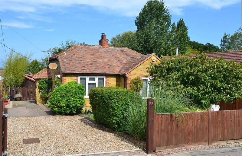 2 Bedrooms Detached Bungalow for sale in Dargate Road, Yorkletts, Whitstable