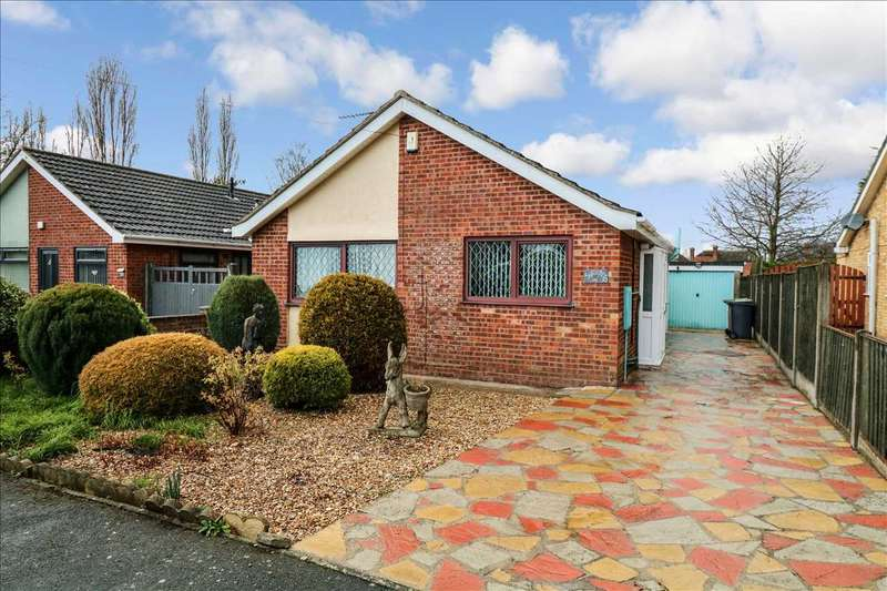 2 Bedrooms Bungalow for sale in Pine Close, Brant Road, Lincoln