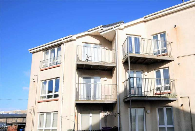 1 Bedroom Apartment Flat for sale in Harbour Point, Saltcoats